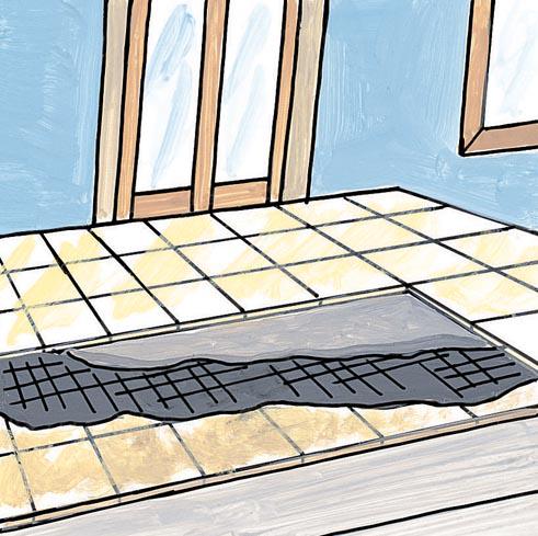 Impermeabilizzazione completa di terrazze e balconi - Impermeabilizzazione balconi ...