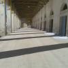 Pavimentazione del porticato di Villa Contarini