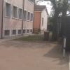 Cortile della Scuola Elementare del paese