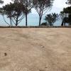 Pavimentazione di una terrazza panoramica