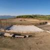 Percorso pedonale, nuovo anfiteatro