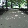 Percorsi pedonali, parco storico comunale